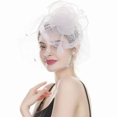 Seattle Slew Fascinator - DERNIER CRI