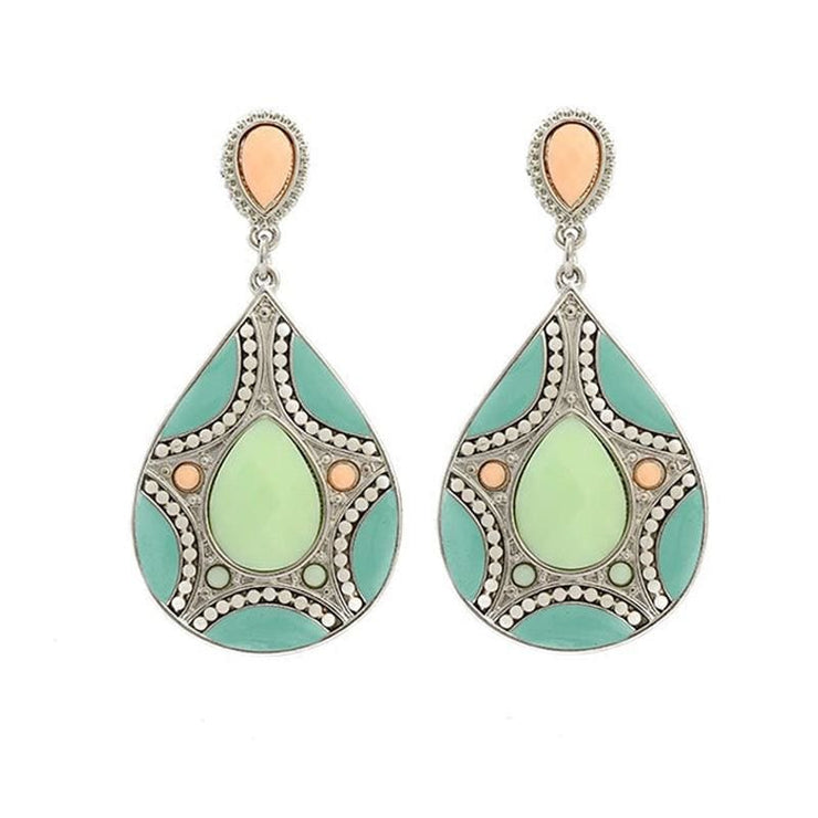 Serengeti Earrings - DERNIER CRI