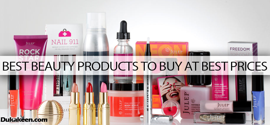Best beauty products to buy at best price