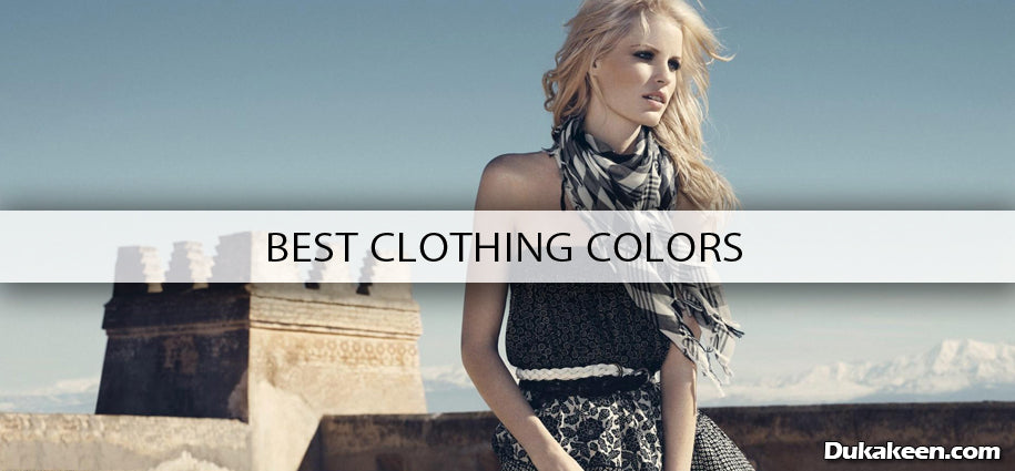 best clothing colors for every women
