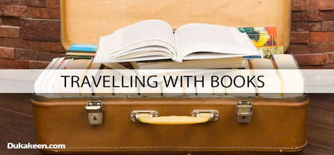 travelling with books