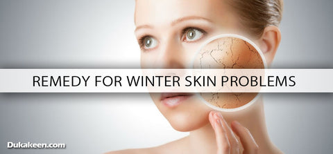 remedy for winter skin problems