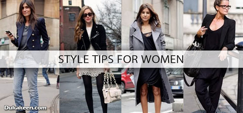 style tips for women