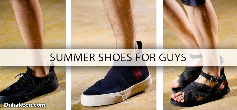 summer shoes for guys