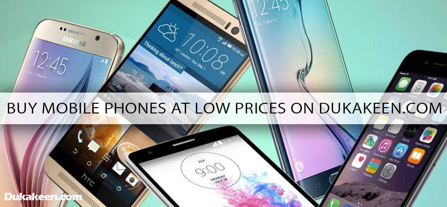Buy mobile phones at low price in Bahrain