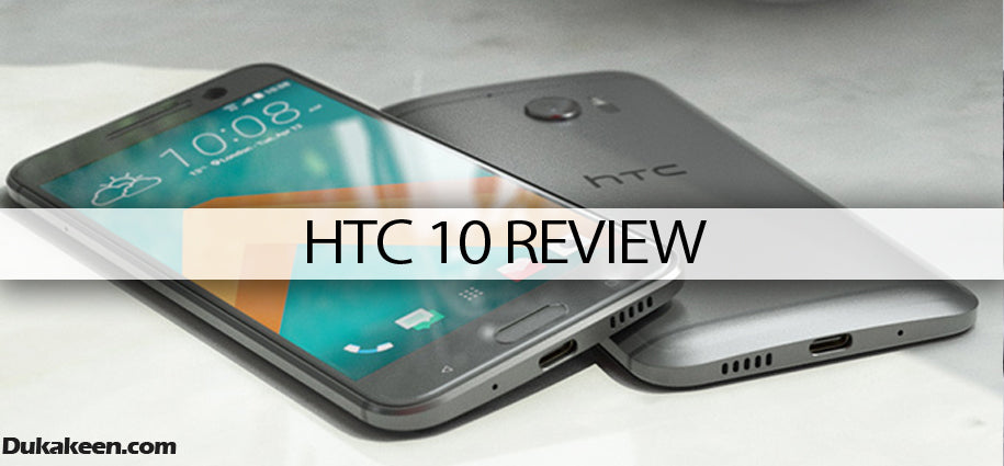 HTC 10 - Review