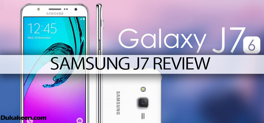 Samsung Galaxy J7 Review