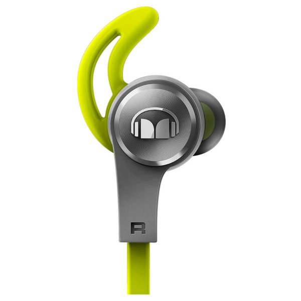 Monster iSport Achieve In-Ear Bluetooth Sport Headphone Green/Grey 137088-00