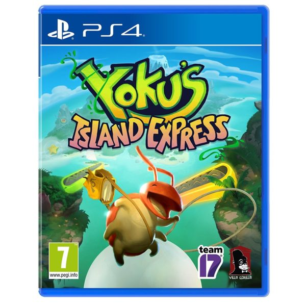 PlayStation Games - PS4 Yokus Island Express Game | Buy online in Bahrain