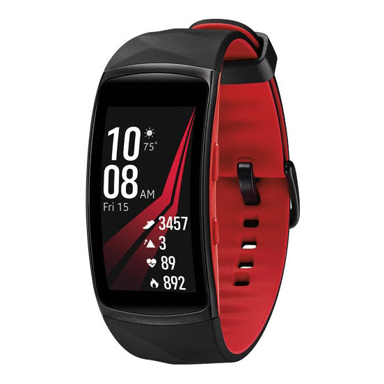 Samsung Gear Fit2 Pro Fitness Band Small Red –  SM-R365