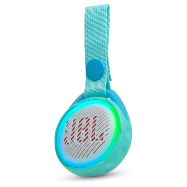 JBL JR POP Kids Portable Bluetooth Speaker Teal