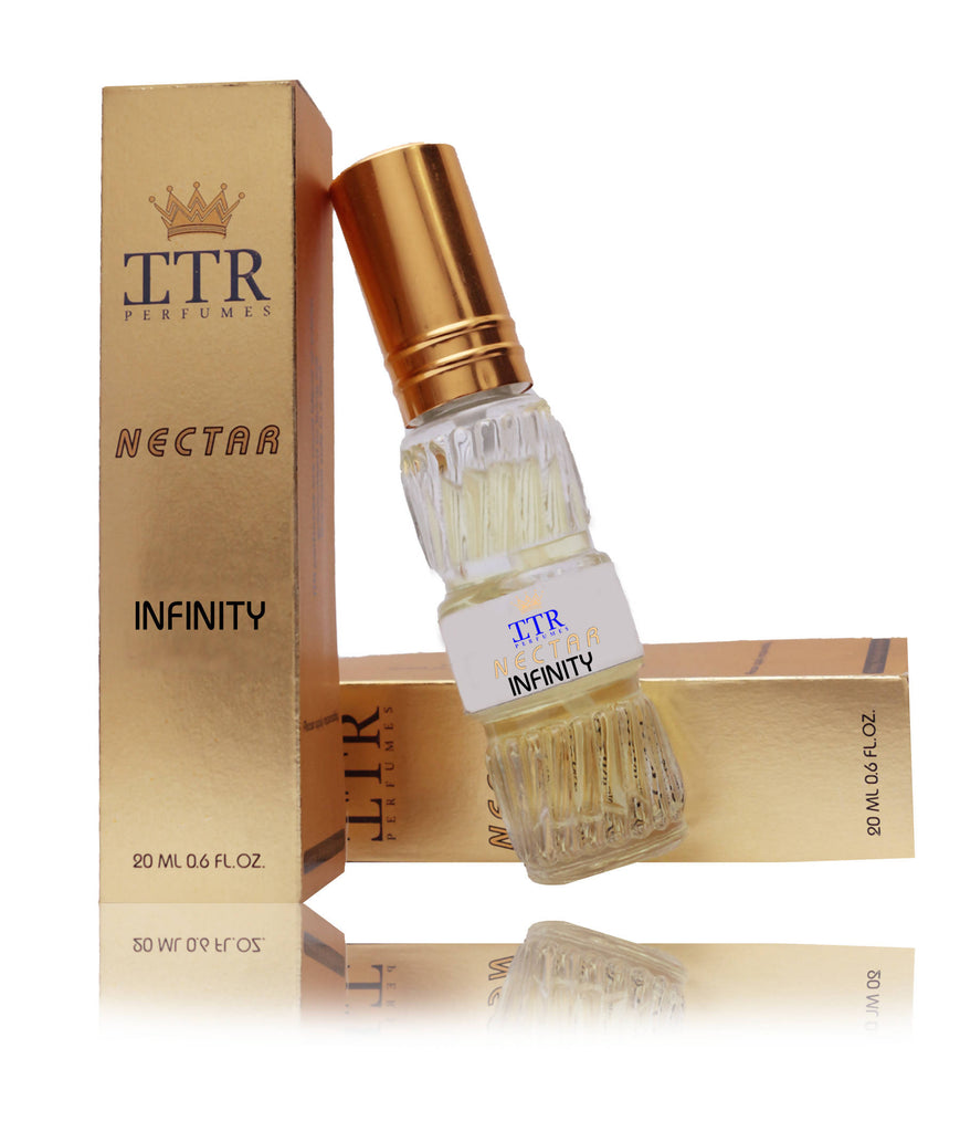 ITR PERFUMES INFINITY 20ml Long Lasting Alcohol Based Perfume Spray For Men & Women