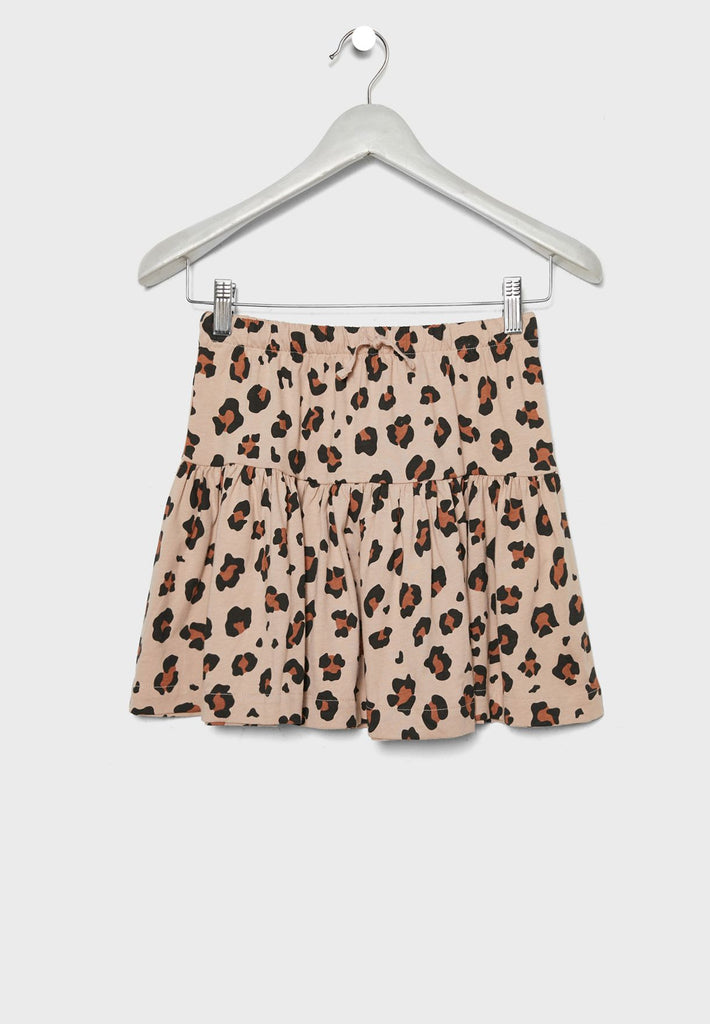 COTTON ON  Kids Printed Skirt