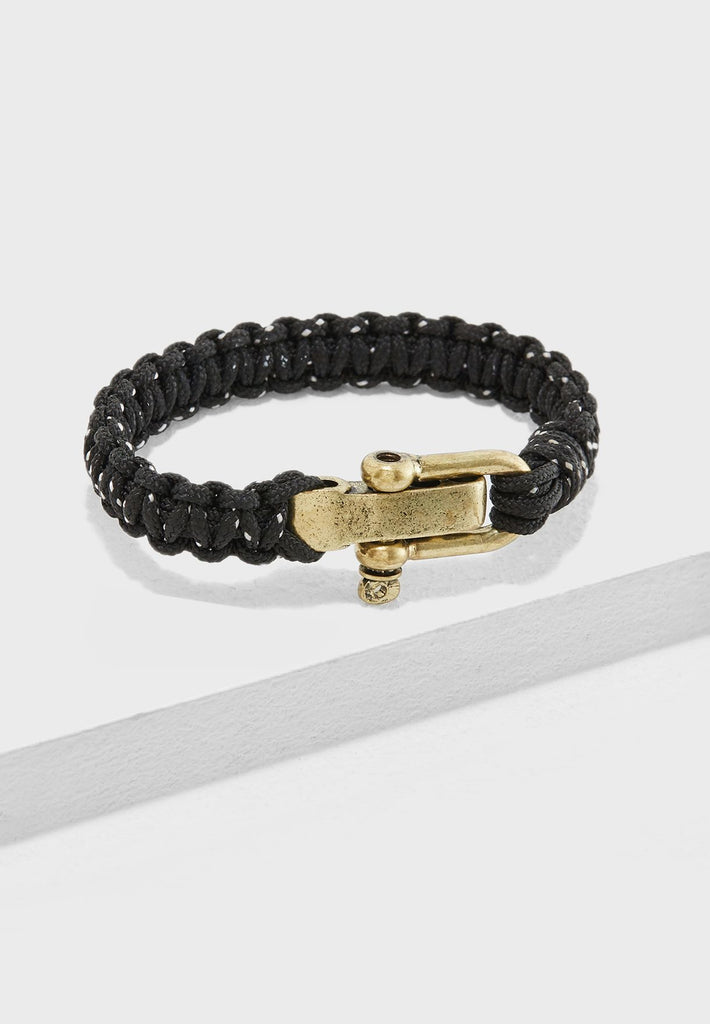 Grip Shackle Bracelet