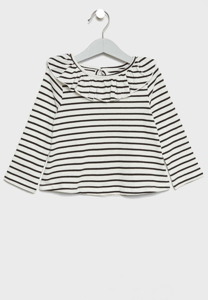 OUTFIT little Striped Top