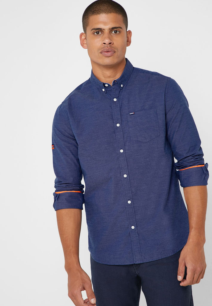 قميص SUPERDRY Premium University Oxford