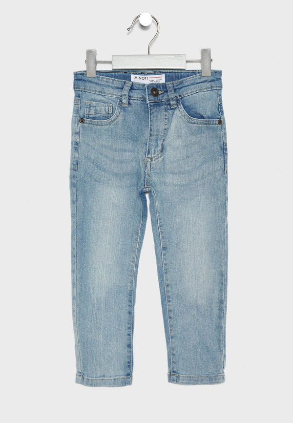 MINOTI Little Straight Denim Jeans