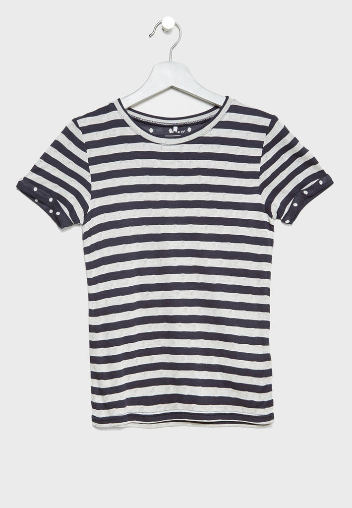 NAME IT Little Striped T-Shirt