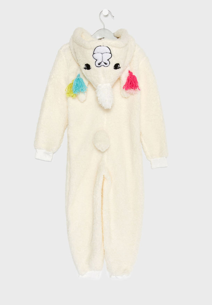 LOUNGE DISTRICT Llama Onesie
