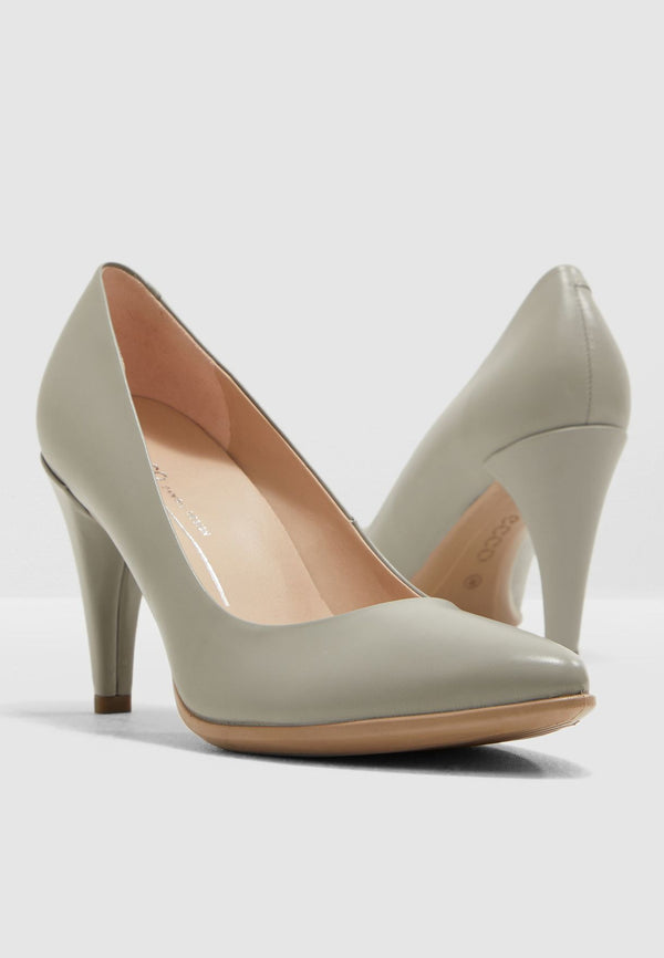 Casual Low Heel Pump