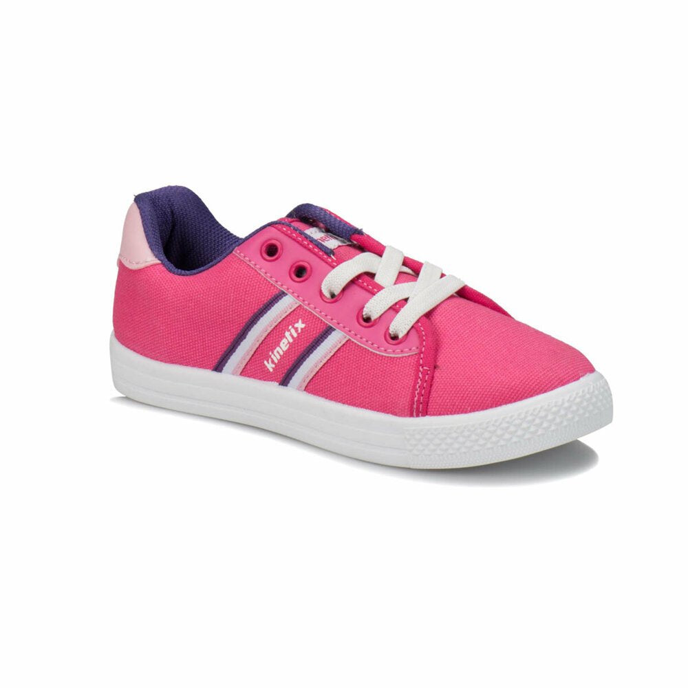 Purple Pink Fuchsia Girls Sneakers