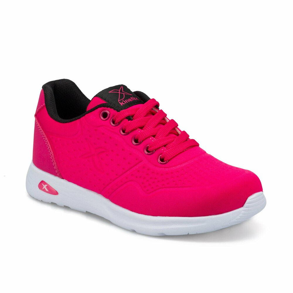 Girls Fuchsia Sneakers