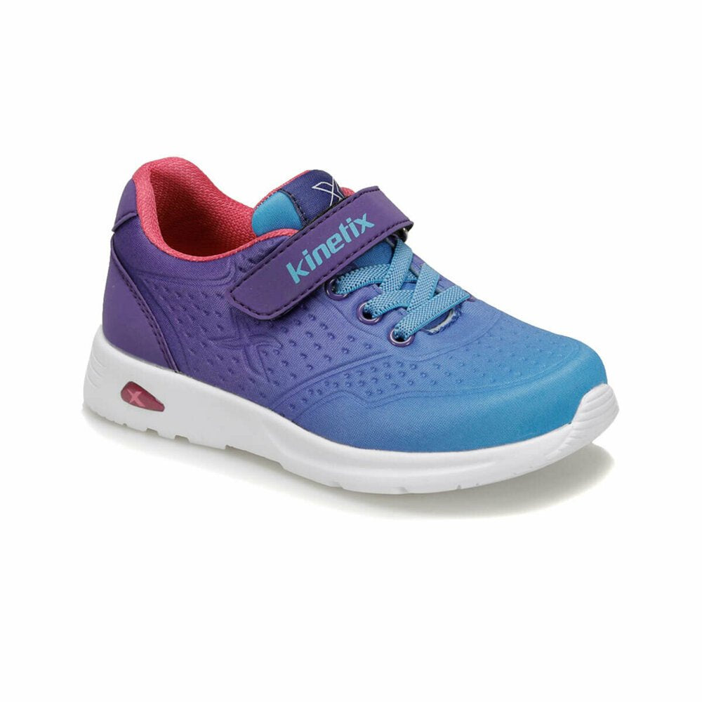 Blue Purple Girls Sneakers
