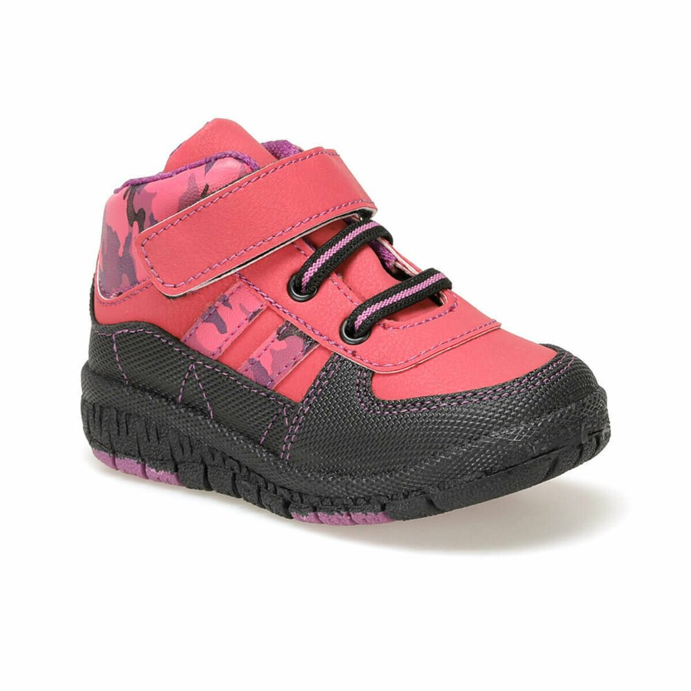 Fuchsia shoes for girls