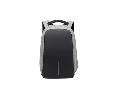 "Kingsons Volkano 15.6"" Smart Laptop Backpack (Black/Charcoal) VK-7028"