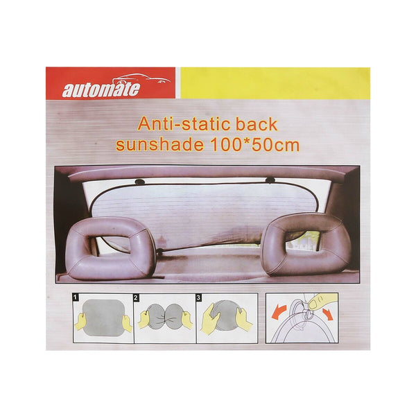 Automate Black Sunshade 3004-1