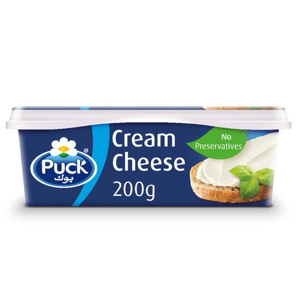Puck Original Cream Cheese Spread Jar 200g