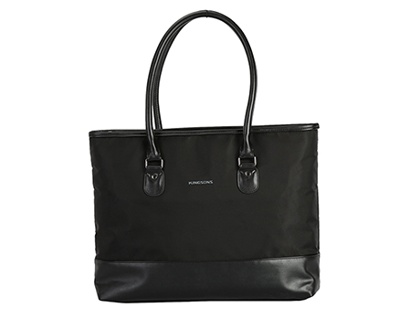 "Kingsons Classy Series 15.6"" ladies bag (Black) KS3128W"