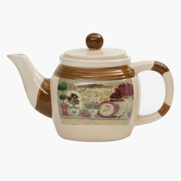 Garden Banquet Tea Pot