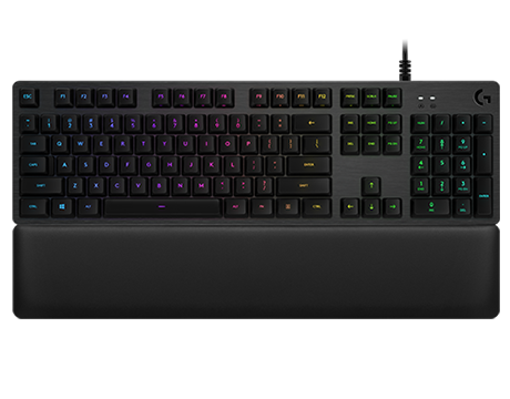 Logitech Gaming Keyboard Wired G513 Carbon RGB Mechanical LINEAR SWITCH
