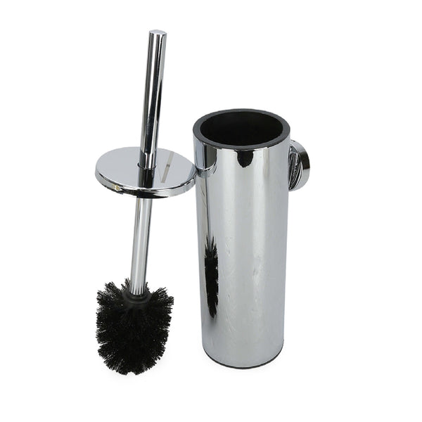 Powerman Stainless Steel Toilet Brush With Holder SS 441 1pc