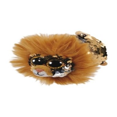 TY Teeny Toys Lion Regal Tan Brown 10cm