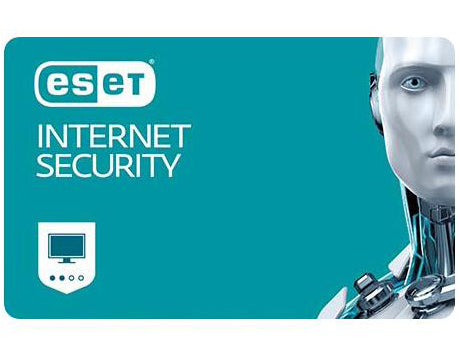 ESET INTERNET SECURITY V10 1YEAR/2 USER