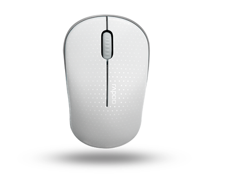 RAPOO MOUSE WIRELESS M12-WHITE