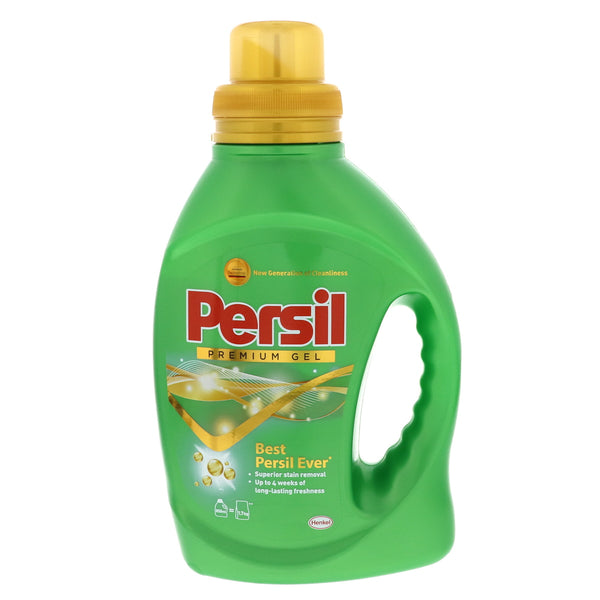 Persil Premium Gel Liquid Detergent 850ml\