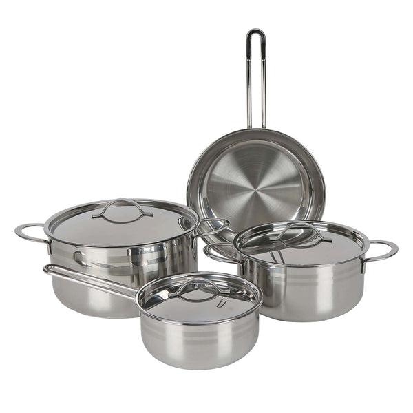 Chefline Stainless Steel Cookware Set 7pcs VTNM7P