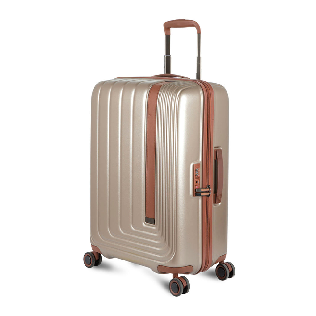 Wagon R 4Wheel Hard Trolley 20inch Assorted Color