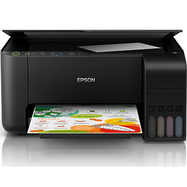 طابعة Epson EcoTank L3150 Wi-Fi All-in-One Ink Tank Printer
