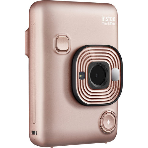 FJ INSTAX MINI HM1 LiPLAY CAMERA GOLD