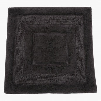 Aristocrat Plush Square Bath Mat