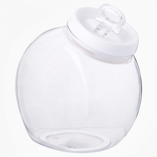 Linte Tilted Cookie Jar with Lid - 4.7 L