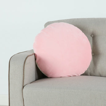 Pauli Round Filled Cushion - 40x35 cms