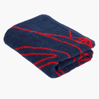 Champ's Formula 1 Textured Hand Towel - 50×90 cms