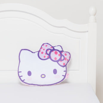 Hello Kitty Shaped Cushion - 30x40 cms