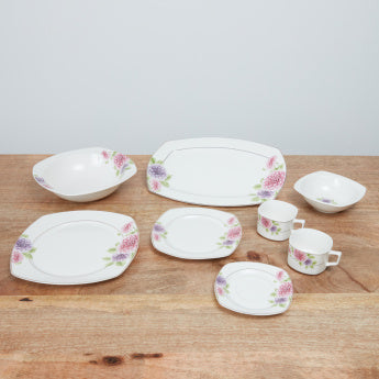 Florence Printed 32-Piece Dinner Set