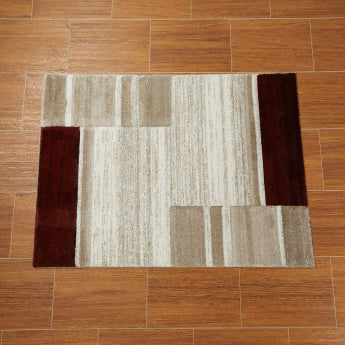 Savoy Printed and Textured Rug - 120x160 cms